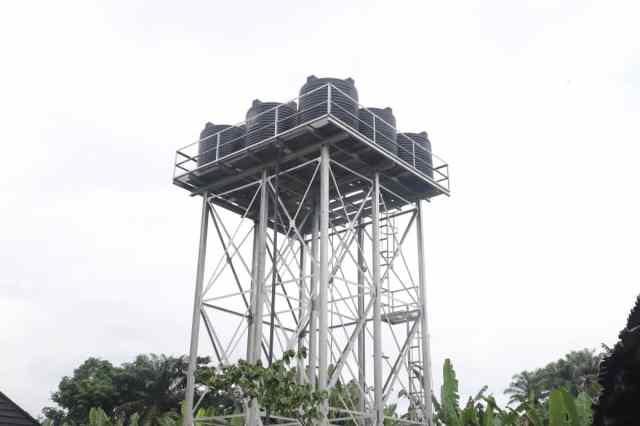DESOPADEC Water Scheme In Obodo Community