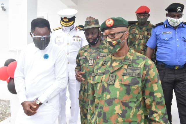 Nigerian Army Brigade Asaba
