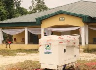 Obodo Community Hall Constructed by DESOPADEC
