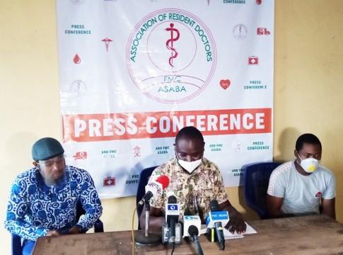 Resident Doctors FMC Asaba