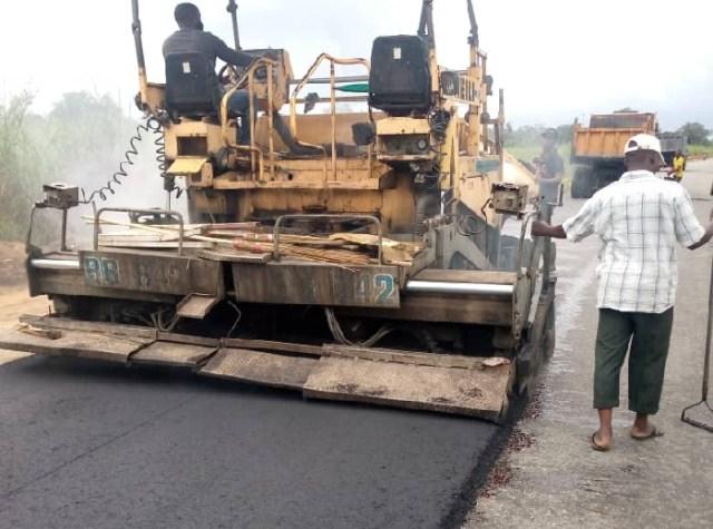 Oleh-Irri-Aviara road Under Goes Rehabilitation