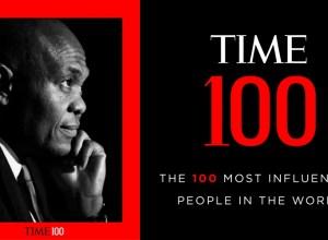 Dr. Tony Elumelu, Chairman of United Bank for Africa, UBA, Transcorp and founder of the Tony Elumelu Foundation