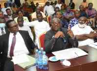 Patrick Ukah Defends 2021 Budget