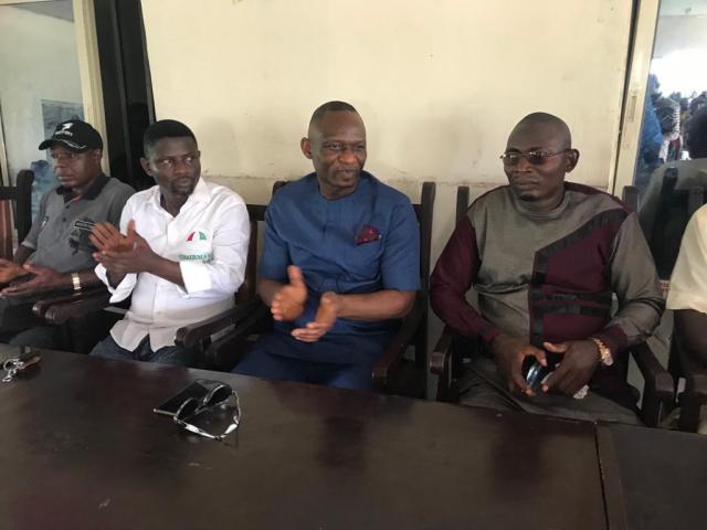 Barry Gbe Bomadi Empowerment