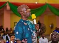 Professor Chris Akpotu, President General, Isoko Development Union, IDU