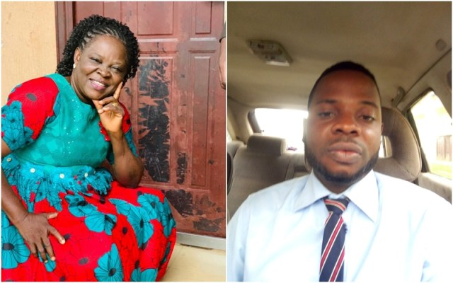 Late Mrs Lawretta Gwam and Late Alfred Nnamdi, Mother and Son Murdered in Cold Blood in Asaba