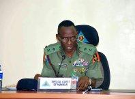 Major-General Leo Irabor, Nigeria Chief of Defence Staff