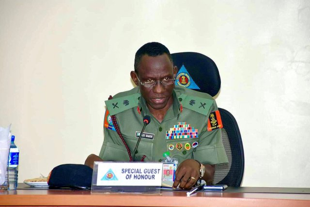 Major-General Leo Irabor, Nigeria Chief of Defence Staff