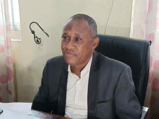 Engr. Prof. Emmanuel Apoyi Ogujor, Rector, Delta State Polytechnic, Otefe-Oghara