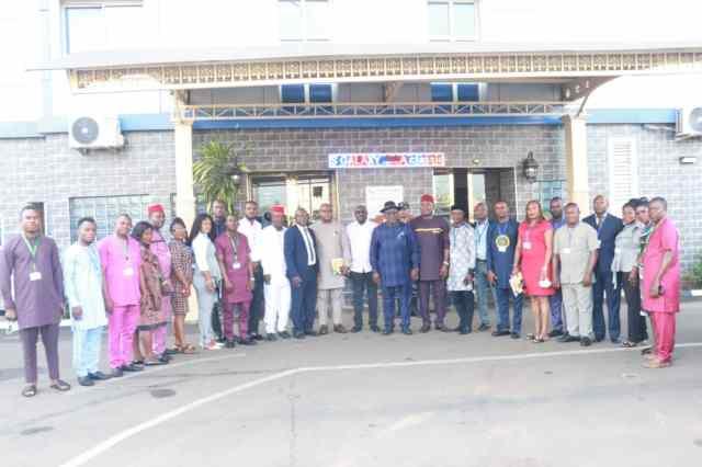 Capacity Building Workshop for Ika North East Legislature