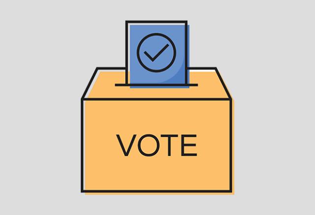 Election Voters Box