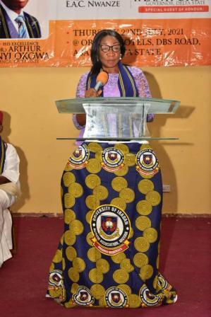 University of Ibadan Alumni Association, Asaba Chapter