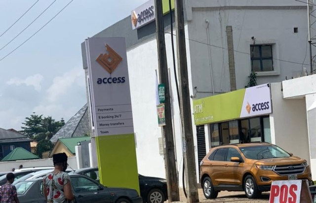 Access Bank Asaba