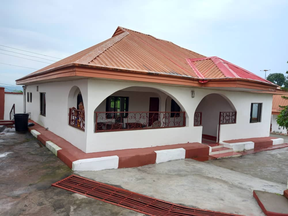 The Building Donated by Omu Dunkwu for Centre for Omuship and Women Development Initiative.