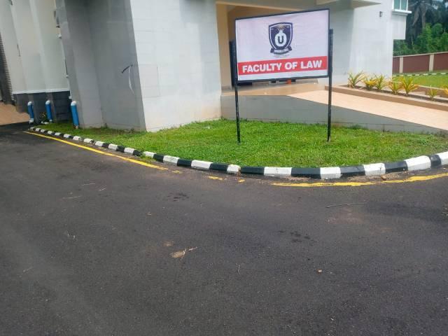 Faculty of Law, University of Delta, Agbor, Owa-Alero Campus
