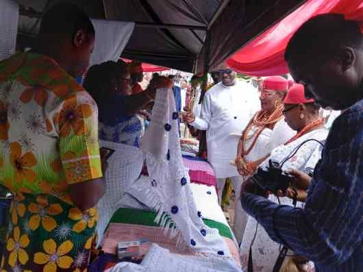 Omu Anioma Celebrates Omu Otite Festival