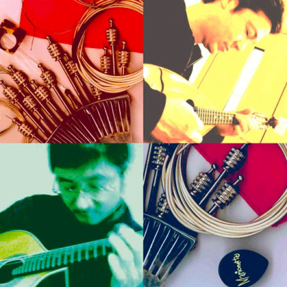 ポルトガルギター奏者・湯淺隆&マンドリン奏者・吉田剛士