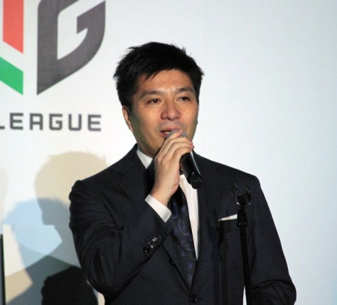 Mリーグチェアマンの藤田晋さん