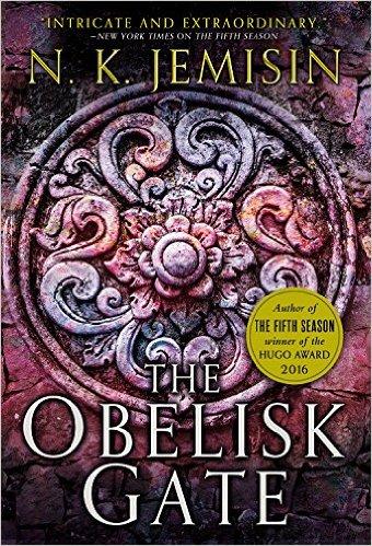 The Obelisk Gate by N K Jemisin