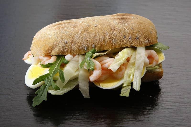 Quora: sandwich