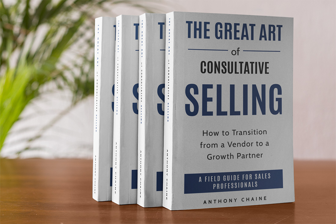 The Great Art of Consultative Selling