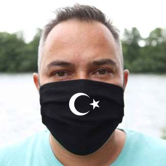 Ay Yildizli Maske