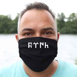 gokturkce turk maskesi