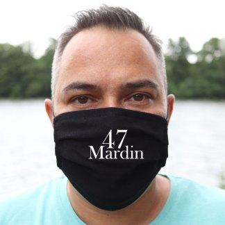 47 Mardin Maske