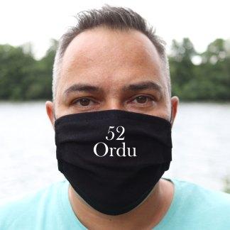52 Ordu Maske