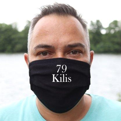 79 Kilis Maske