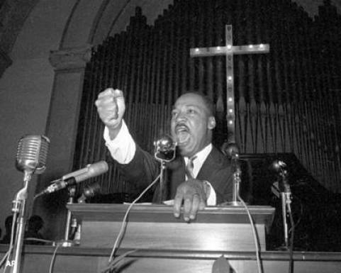 martin luther king 50 años