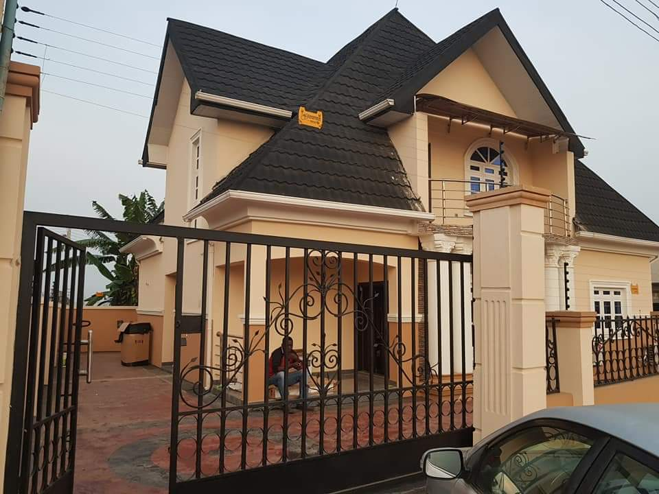FULLY DETACHED DUPLEX IN RCCG ESTATE MOWE TOWN