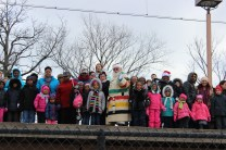 Polar Express Event at OFPD