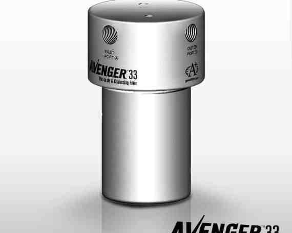 A+ Avenger 33 Particulate Coalescing Filter