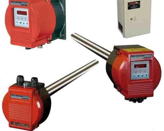 Ametek Thermox WDG 1200-1210 Flue Gas Oxygen Analyzers