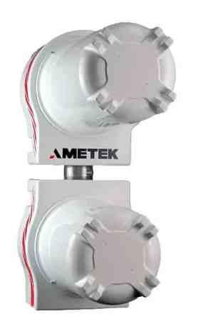 Ametek ZONE 1 EXd WDG-V combustion analyzer: WDG-V Zone 1