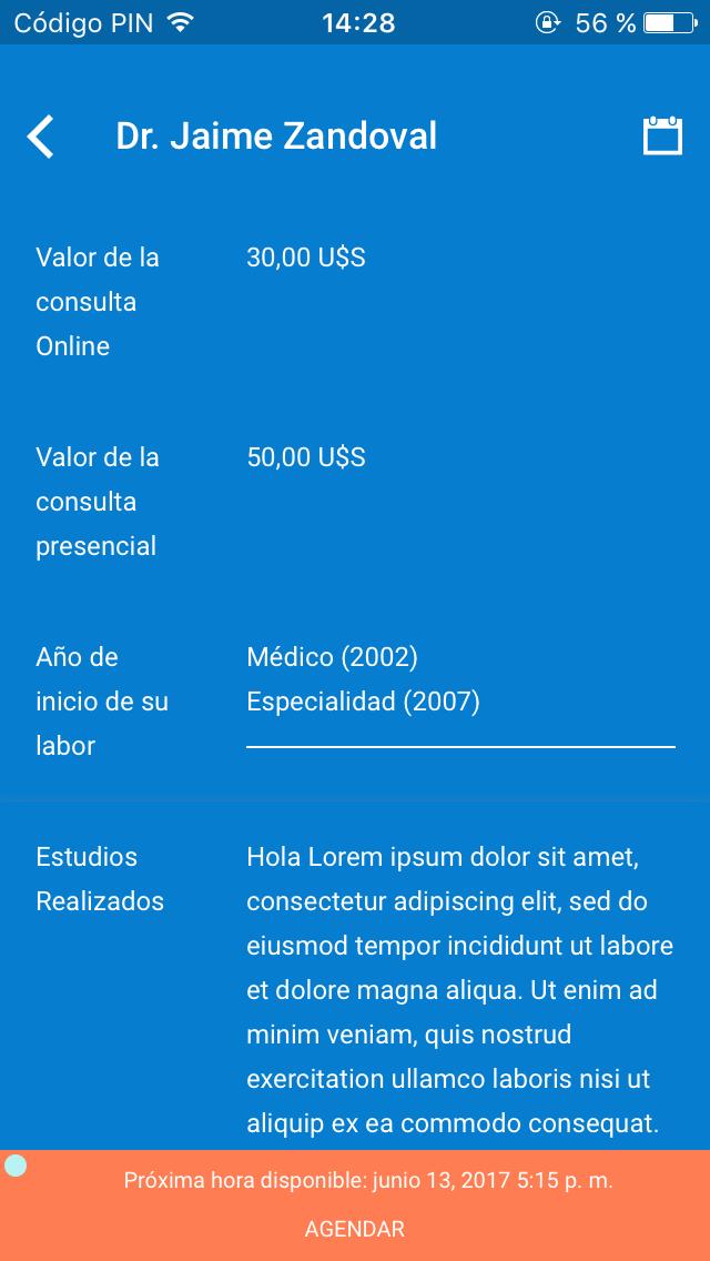 telemedicine mobile app pay