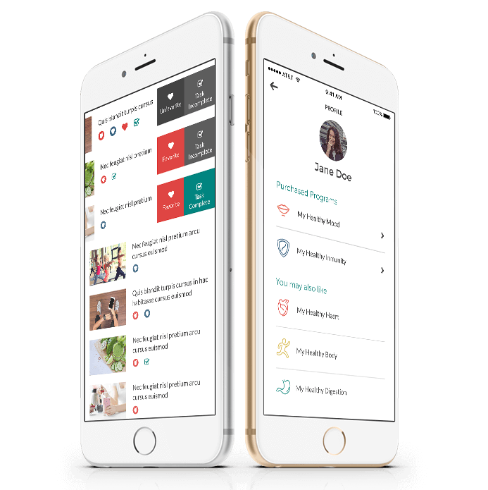 Youveda mobile app