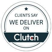 Leading Development Firm 2019 on Clutch