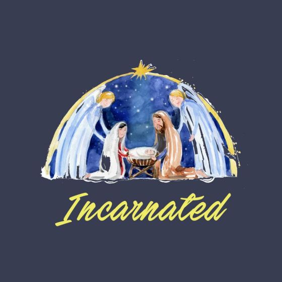 Incarnated - Asaph Tunes Christian Orthodox Music Store