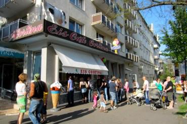 Eis Cafe Cortina, Wiesbaden