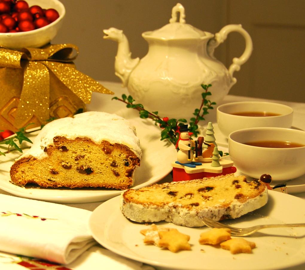 Christmas Stollen (recipe)