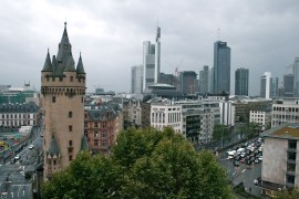 View of Frankfurt