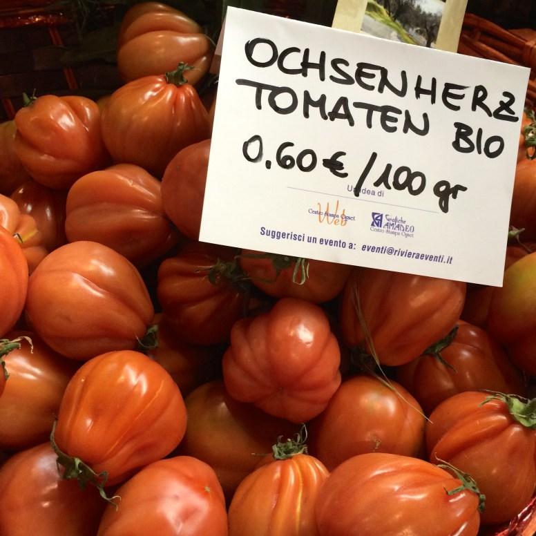 Beefheart tomatoes