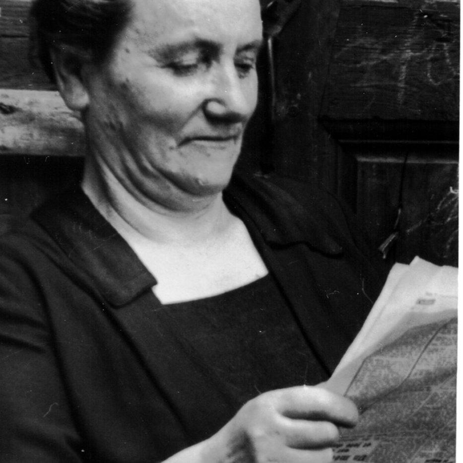 Marie Louise Bruel Saint Jacques des Blats