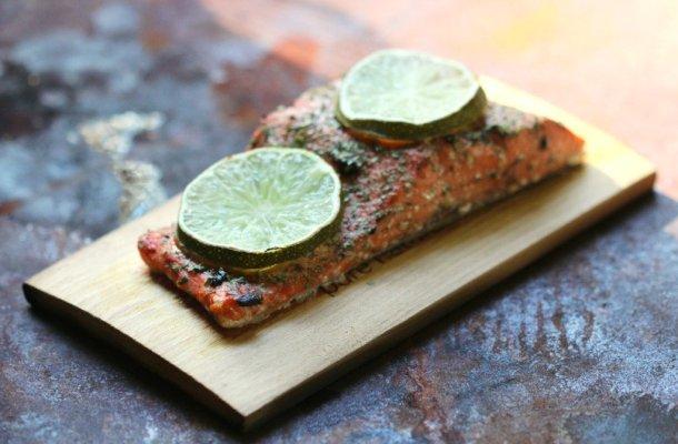 Black-Garlic-Lime-Cedar-Plank-Salmon-3-e1445633872503