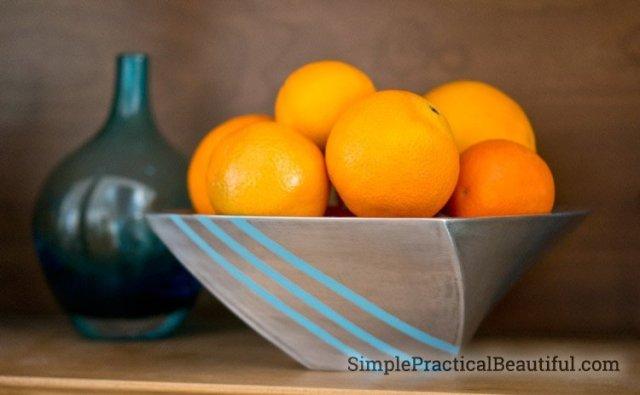 brushed-metal-bowl