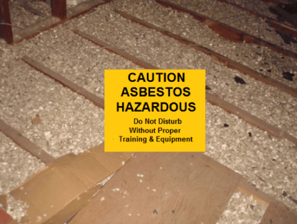 How to Detect Dangerous Asbestos Insulation.
