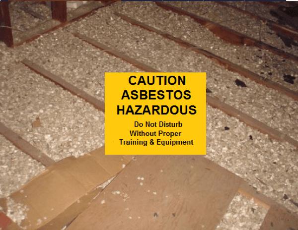 How To Detect Dangerous Asbestos Insulation Asbestos