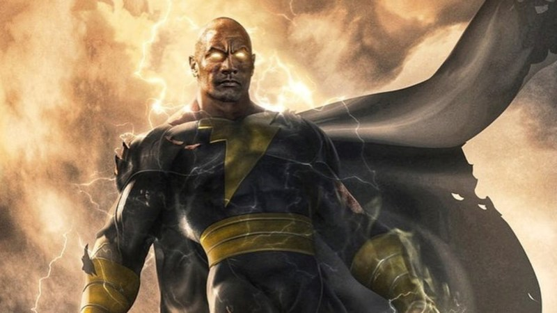 "BLACK ADAM: UN CINECOMIC ""COLLETTIVO"" PER DWAYNE JOHNSON?"